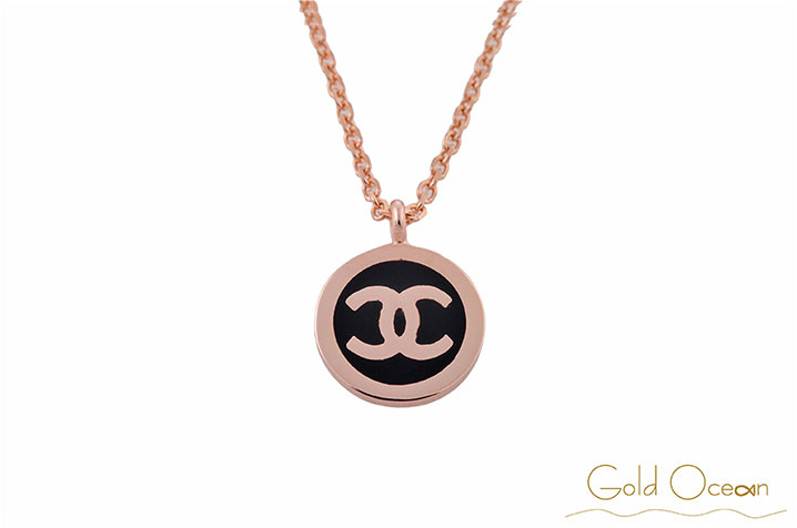 Gold Ocean - Εργαστήριο Κοσμημάτων - Προϊόντα - Μενταγιόν με καδένα ... 5997a3de304